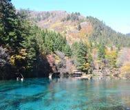 Jiuzhaigou Lizenzfreies Stockbild