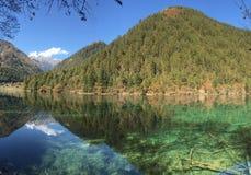 Jiuzhaigou Lizenzfreie Stockbilder