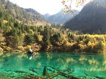 Jiuzhaigou Lizenzfreies Stockfoto