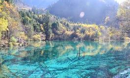 Jiuzhaigou Lizenzfreie Stockfotografie