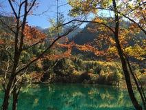 Jiuzhaigou Photographie stock libre de droits