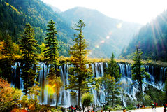 Jiuzhaigou Royalty Free Stock Photos