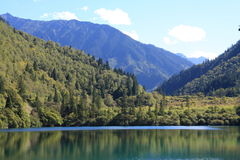 Jiuzhaigou of China Royalty Free Stock Images