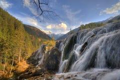 Jiuzhaigou, Chiny obraz royalty free