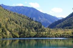 Jiuzhaigou de China Imágenes de archivo libres de regalías