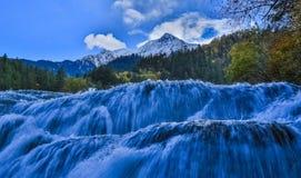 Jiuzhaigou-Landschaft Lizenzfreie Stockfotografie