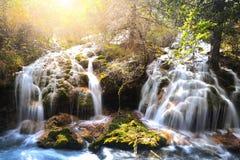 Jiuzhaigou National Park. In china Royalty Free Stock Images