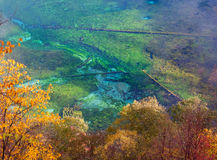 Jiuzhaigou Nationalpark ï ¼ sicuan Porzellan. NO.17 Lizenzfreie Stockfotografie