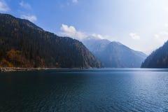 Jiuzhaigou natural scenery Royalty Free Stock Images