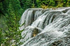 Jiuzhaigou park narodowy, Chiny obraz royalty free