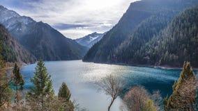Jiuzhaigou, Sichuan, China - plateau lakes Royalty Free Stock Images