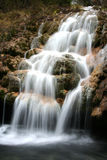 Jiuzhaigou Wasserfall Stockbilder