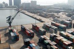 jiuzhou port Zdjęcie Royalty Free