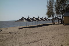 Jixistad van China ` s, Heilongjiang-provinciestemming Kai Lake Royalty-vrije Stock Foto