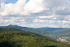Jizera góra, Polska Obraz Royalty Free