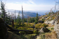 Jizera mountains, Czech Republic Royalty Free Stock Photography