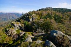 Jizera mountains, Czech Republic Stock Image