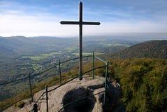 Jizera Mountains, Czech republic stock photography