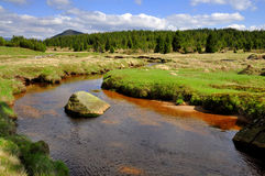 Jizerka rural settlement Royalty Free Stock Photo