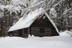 Jizerske hory, Czech republic Stock Images
