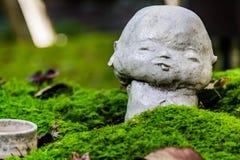 Jizo菩萨 图库摄影