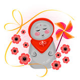 Jizo Royalty Free Stock Photos