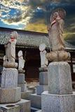 Jizo Bodhisattva Royalty Free Stock Images