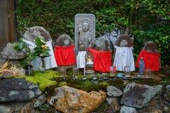 Jizo Bodhisattva Royalty Free Stock Photo