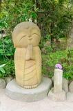Jizo bodhisattva statue Stock Image