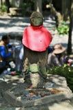 Jizo Statue in Kamakura, Japan Stock Photo