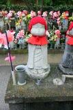 Jizo Statuen Stockbilder