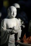 Jizos, Japonia Obrazy Royalty Free
