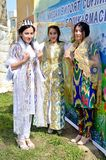 Jizzakh uzbekistan Marzo 2018 Festa Navruz Fotografia Stock