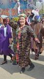 Jizzakh uzbekistan Marzo 2018 Festa Navruz Fotografie Stock