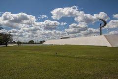 JK Memorial Museum - Brasilia/DF Stock Photo