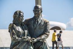 JK Memorial Museum - Brasilia/DF Royalty Free Stock Images