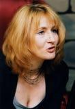 JK Rowling Fotografia de Stock Royalty Free