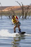 jleee som 2 wakeboarding Arkivfoton