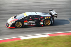 JLOC Lamborghini 88, SuperGT 2010 Stock Photos