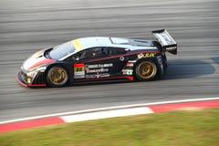 JLOC Lamborghini 88, SuperGT 2010 Fotos de archivo