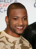 JLS,JB Gill. JB Gill from JLS arriving for the Capital Summertime Ball, Wembley Stadium, London. 12/06/2011  Picture by: Alexandra Glen / Featureflash Royalty Free Stock Photo
