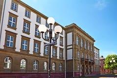 JLU Giessen Royalty Free Stock Image