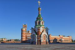 Joškar-Ola, Russia fotografia stock