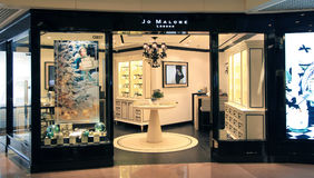 Jo malone shop in hong kong Royalty Free Stock Photography