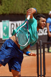 Jo-Wilfried Tsonga (FRA) Stockfotos