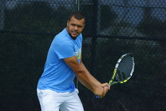 Jo-Wilfried Tsonga (FRA) Stock Photography