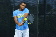 Jo-Wilfried Tsonga (FRA) Stock Photos