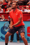 Jo-Wilfried Tsonga (FRA) Royalty Free Stock Photos