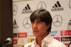 Joachim Loew Stock Photography