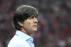 Joachim Low Fotografia Stock